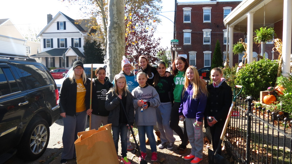 Bridesburg Saturday Clean-Up